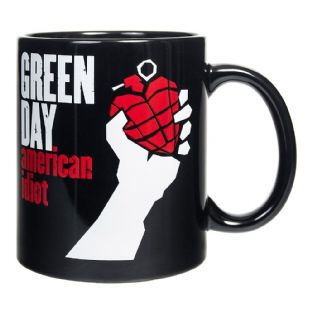 Green Day - American Idiot - MUG (11oz) (Brand New In Box)